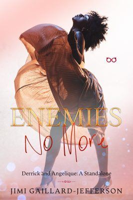 Enemies No More Book Cover